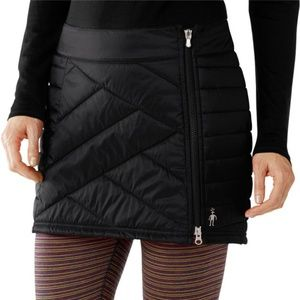 Smartwool NWT Black Corbet 120 Skirt